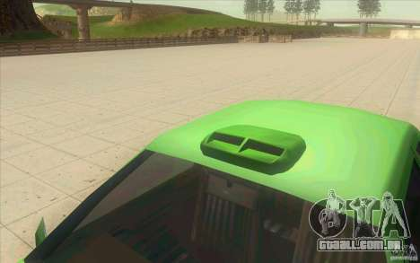 Mad Drivers New Tuning Parts para GTA San Andreas quinto tela