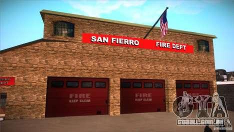 San Fierro Upgrade para GTA San Andreas sexta tela