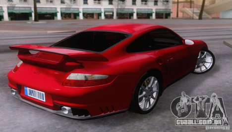 Porsche 911 GT2 para GTA San Andreas vista direita