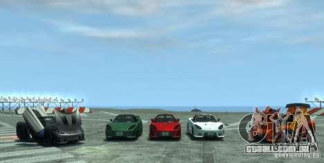 Acura NSX Veilside Fortune v 1.0 para GTA 4 vista direita