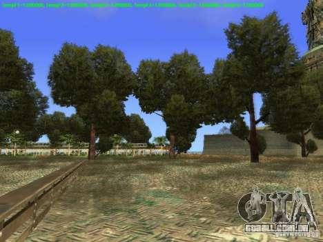 Estátua da liberdade 2013 para GTA San Andreas quinto tela