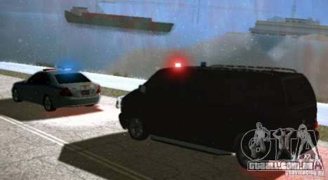SGU e ELM para GTA San Andreas segunda tela