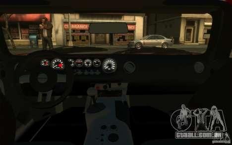 Ford GT para GTA 4 traseira esquerda vista