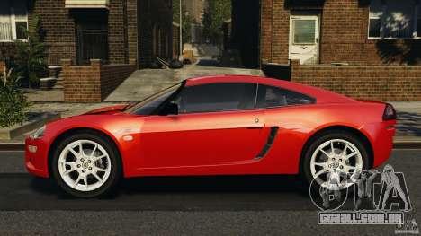 Lotus Europa S para GTA 4 esquerda vista