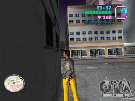 Novas skins Pak para GTA Vice City segunda tela
