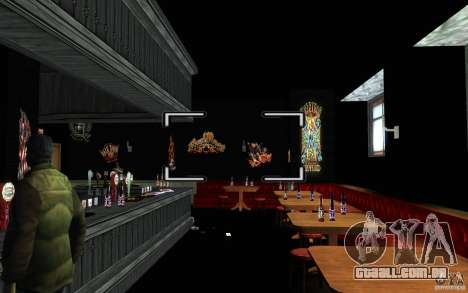 New Bar para GTA San Andreas