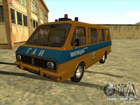 SAI DO RAPH 22033 para GTA San Andreas