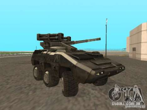 APC Anti-Air para GTA San Andreas