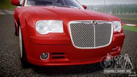 Chrysler 300C 2005 para GTA 4 vista superior