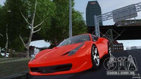 PhotoRealistic ENB V.2 para GTA 4 nono tela