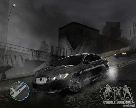 Jaguar XF-R para GTA 4