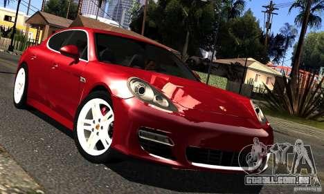 ENBSeries RCM para o PC fraco para GTA San Andreas por diante tela