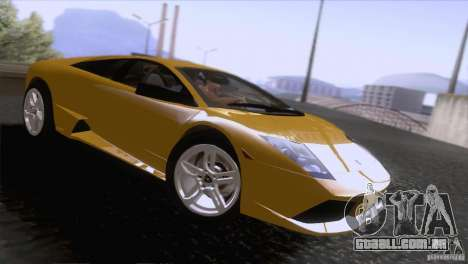 Lamborghini Murcielago LP640 2006 V1.0 para GTA San Andreas vista direita