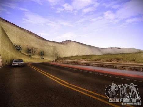 New ENBSeries para GTA San Andreas terceira tela