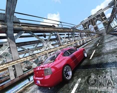 Dodge Charger RT 2006 para GTA 4 vista interior