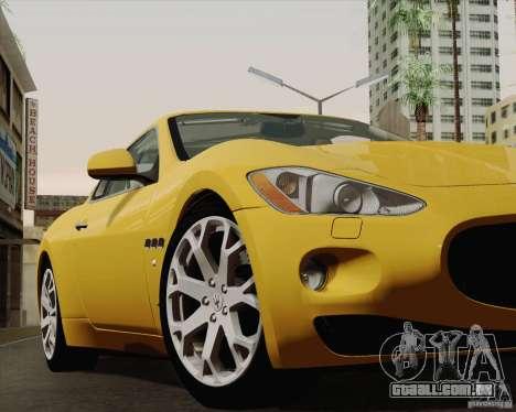 Optix ENBSeries para PC médias para GTA San Andreas sexta tela