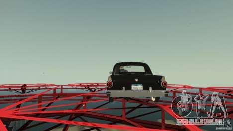 Smith Thunderbolt Mafia II para GTA 4 vista de volta