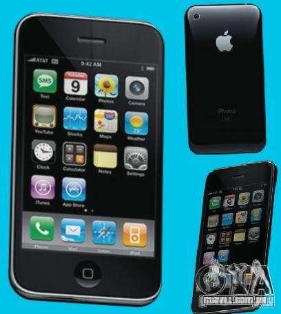 Iphone para GTA San Andreas quinto tela