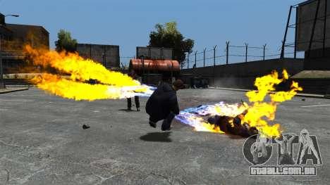 Balas de fogo para GTA 4 segundo screenshot