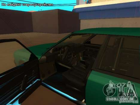Moskvich 2141 para GTA San Andreas esquerda vista