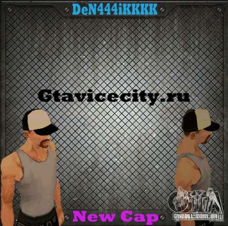 Cap para GTA San Andreas