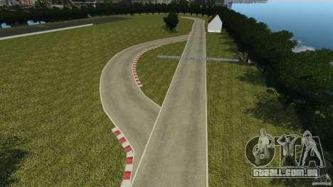 Beginner Course v1.0 para GTA 4 quinto tela