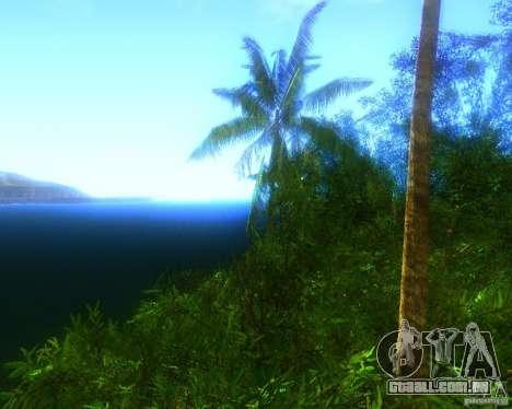Modificação gráfica global para GTA San Andreas segunda tela