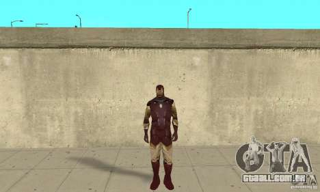 Ironman Mod para GTA San Andreas