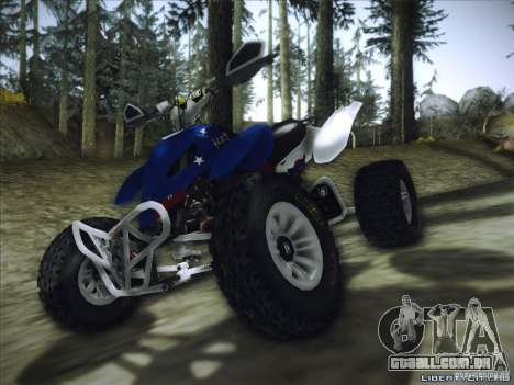 Bike Pure para GTA San Andreas