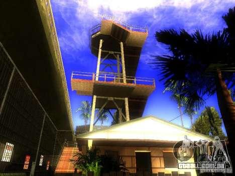 Base da Grove Street para GTA San Andreas sétima tela