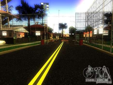 Base da Grove Street para GTA San Andreas