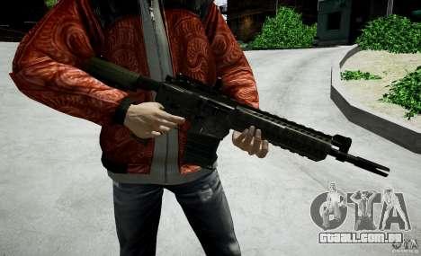 Colt CM901 de MW3 para GTA 4 terceira tela