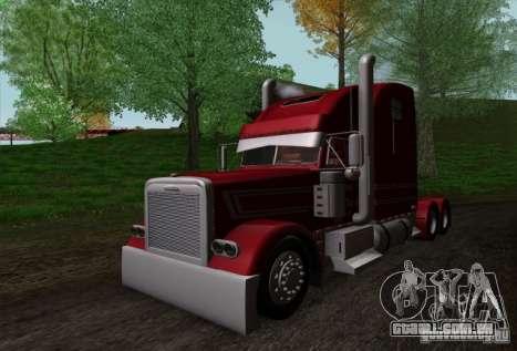 Freightliner Classic XL Custom para GTA San Andreas