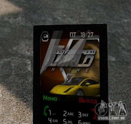 Novos temas para o seu telefone para GTA 4 quinto tela
