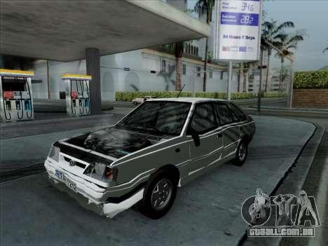 FSO Polonez Caro Orciari 1.4 GLI 16v para GTA San Andreas interior