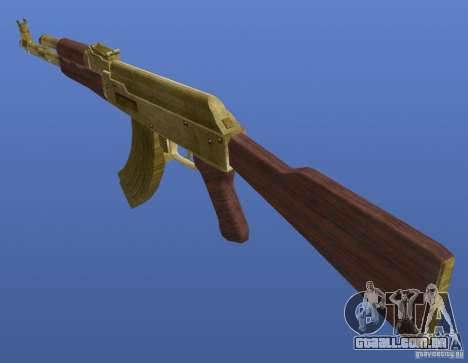 Weapons Retex para GTA 4 segundo screenshot