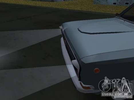 GAZ M24-02 para GTA San Andreas traseira esquerda vista