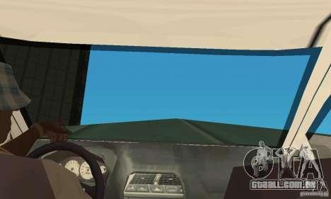Honda Civic SiR II Tuning para GTA San Andreas vista direita
