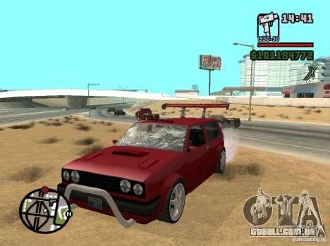 Tun complects para GTA San Andreas terceira tela