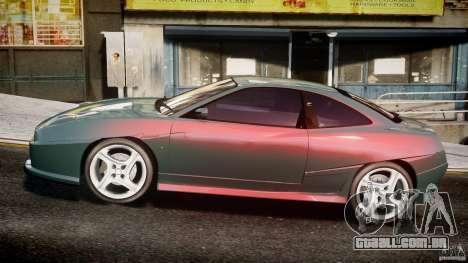 Fiat T20 Coupe para GTA 4 esquerda vista