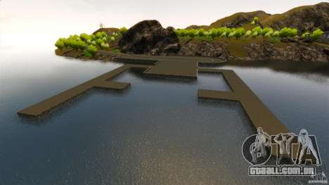 Countryside Mountains V para GTA 4 sexto tela