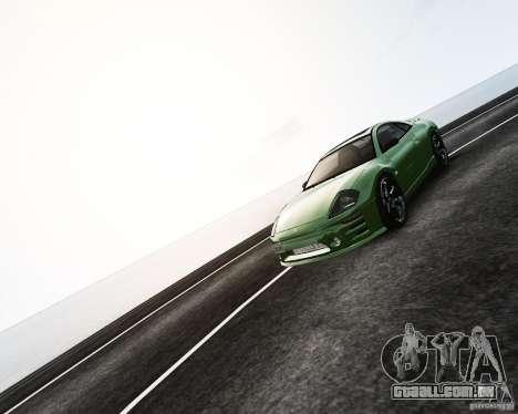 Mitsubishi Eclipse GT-S para GTA 4 vista superior