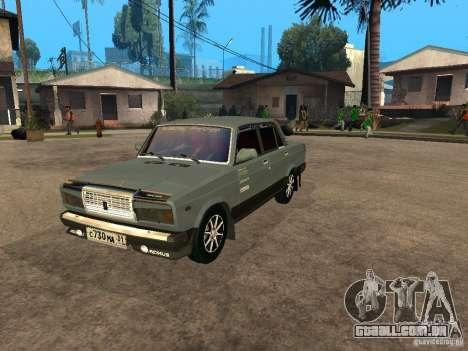 ВАЗ 21074 para GTA San Andreas