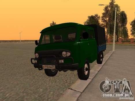 UAZ 39094 para GTA San Andreas