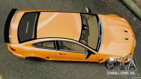 Mercedes-Benz C63 AMG 2012 para GTA 4 vista direita