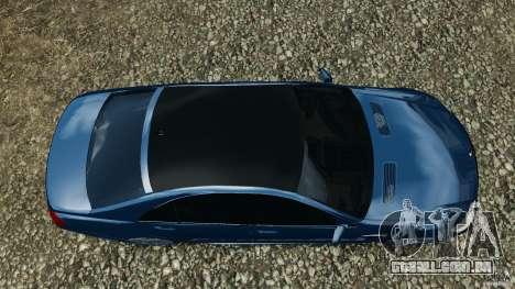 Mercedes-Benz S W221 Wald Black Bison Edition para GTA 4 vista direita