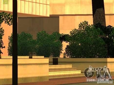 Vegetação perfeita v. 2 para GTA San Andreas sétima tela