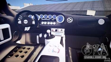 Ford GT1000 2006 Hennessey [EPM] EXTREME VERSION para GTA 4 vista direita