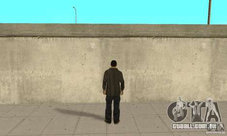 Niko Bellic para GTA San Andreas terceira tela