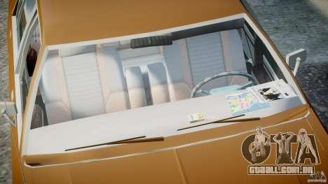 Ford Crown Victoria 1983 para GTA 4 interior